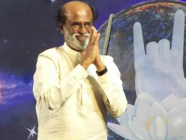 Will Rajini enter into politics?