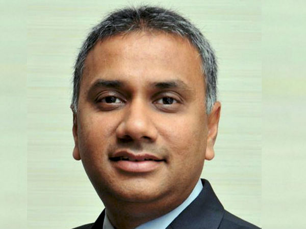 Who is Salil S. Parekh, here is the background of him?