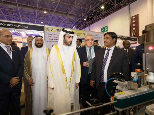 Trade Fair began at Sharjah's Expo Center