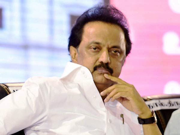 MK Stalin's campaign through Whats App voice record