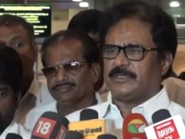 Tamilnadu Congress Leader Thirunavukarasar slams both state and central government
