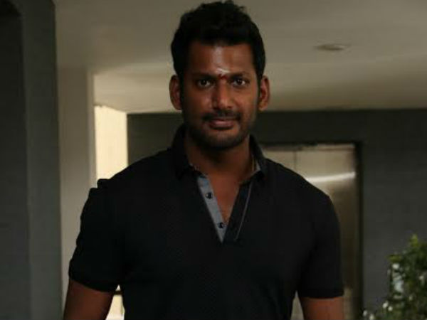 Actor Vishal cancels meeting with TN Governor