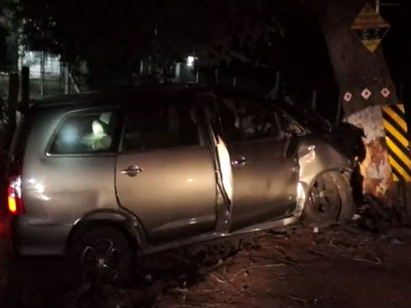 Accident near in Srivilliputhur killed four on the spot