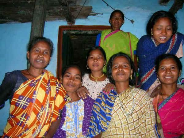 ஆந்திரா, ஒடிஷா பழங்குடிகள்