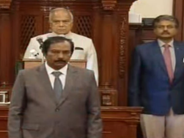 First Session of the TN Legislative Assembly starts today