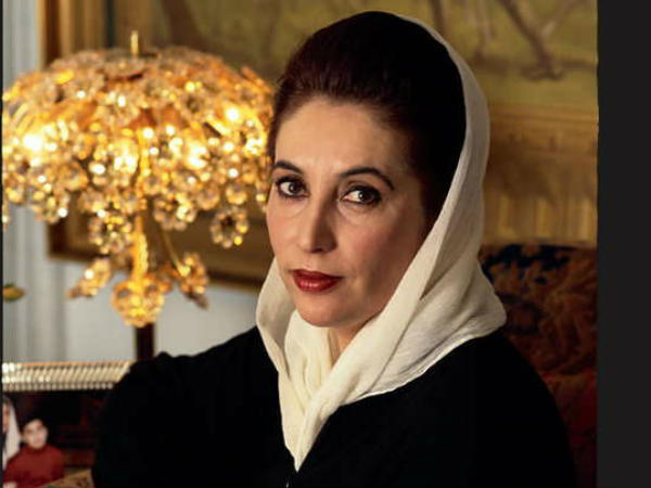 Taliban claims charge for Benazir bhutto killing after 10 years