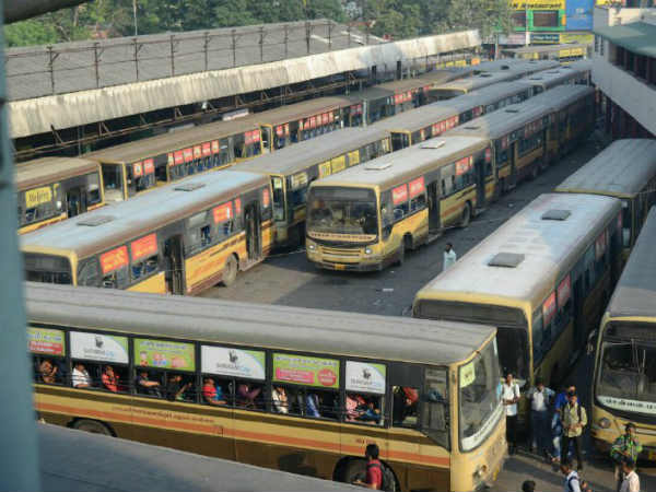 Bus strike in TN continues for 6th day