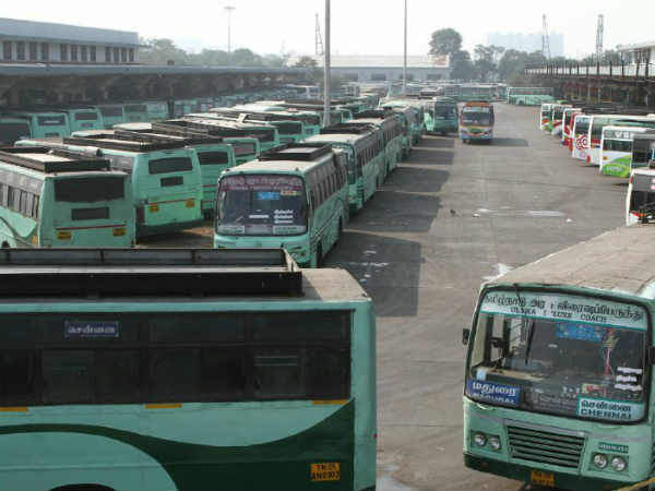 Inauguration ceremony for Pongal special buses cancelled