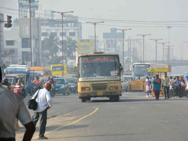 Bus strike in TN continues for 7th day