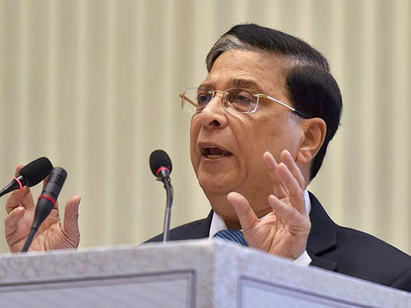 Chief Justice of India Dipak Misra to address the media