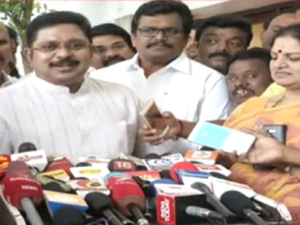 9 more supporters of Dinakaran are being removed from party liabilities: ADMK