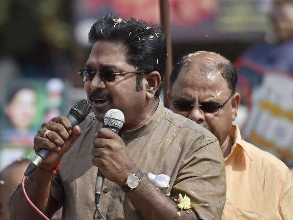 Court hears case against Dinakaran RK Nagar victory today