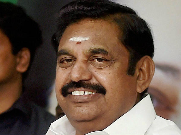 TN CM announces fund for late police's family