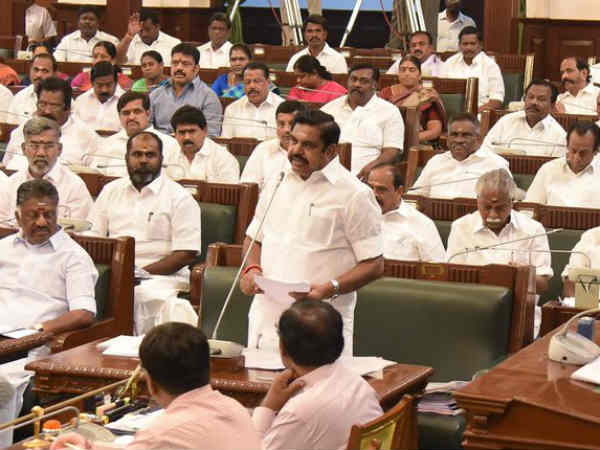 MLA increment bill passing today in TN assembly