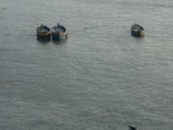 Coast guard seized a boat which stands mysteriously near Vedaranyam