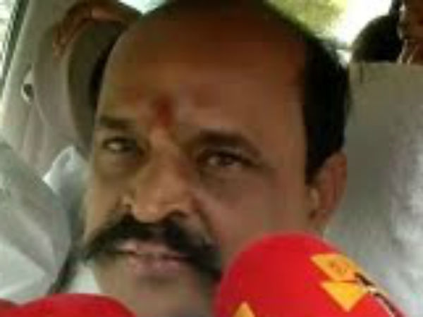 TN Minister Kadambur Raju takes on Gurumurthy