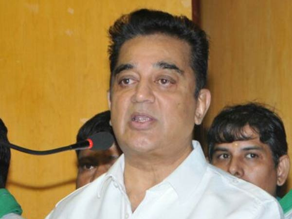 I am ready to face defamation case says Kamal Hassan