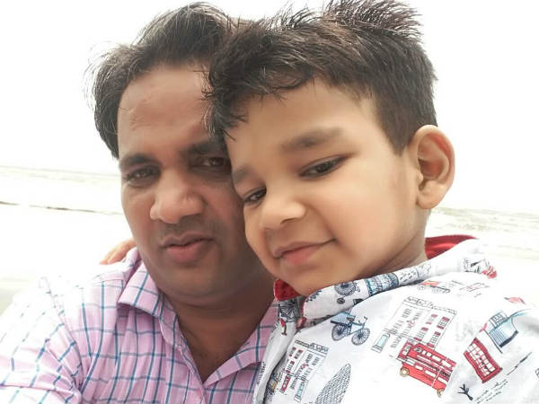 Helpless Father Struggling To Save Son With Brain Tumour & Failed Lungs