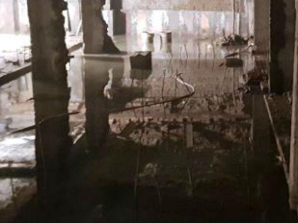 காசி விஸ்வநாதர் கோயில் அருகே பாதாள நகரம் கண்டுபிடிப்பு... தீவிரவாதிகளின் கைவரிசையா? என விசாரணை
