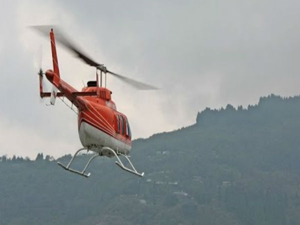 Chopper missing in Mumbai which has gone with ONGC employees