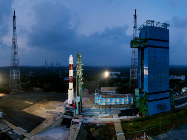 ISRO launches it's 100th satellite today