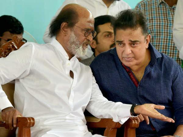 கமல்ஹாசனுடன் ரஜினிகாந்த் கூட்டணி வைக்க 31% பேர் எதிர்ப்பு- இந்தியா டுடே #Opinionpoll