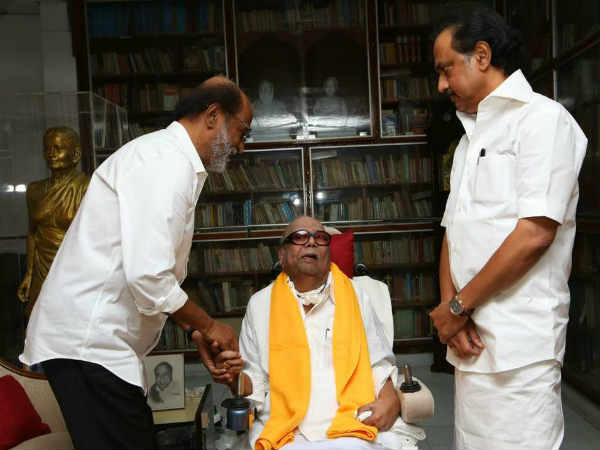 Stalin says let us wait upto election whether Rajini seeks DMK support
