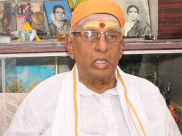 Recovering Hindu Temples is our aim says Ramagopalan