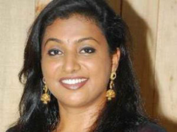 நடிகை ரோஜா வீட்டில் திருட்டு.. ரூ.10 லட்சம் மதிப்புள்ள நகைகள் அபேஸ்!