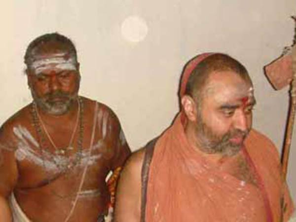 Police protection continue to Kancheepuram Sankara Mutt Seers