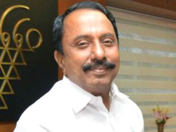 Minister Sengottaiyan says that Iravanidam kaiyendthungal song in Bible