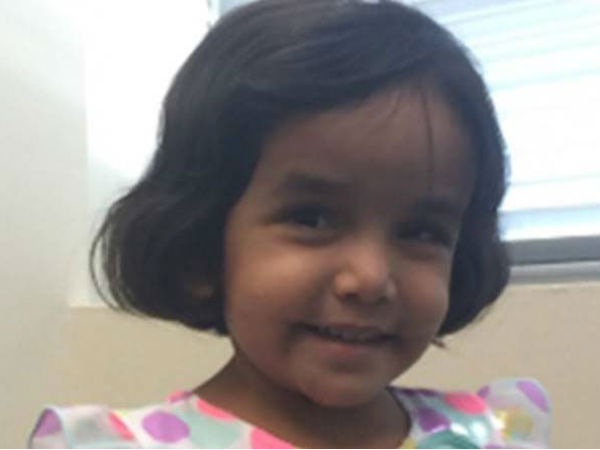 Sherin Mathews: India cancels America's adoption agency