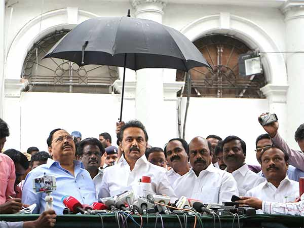 DMK walks out over Gutka scam