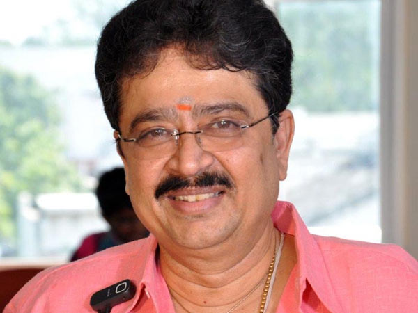 S.Ve.Shekher criticises transport workers strike in a jovial manner