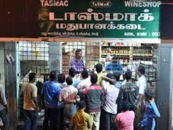 Liquor sales in TN on the eve of New year increases
