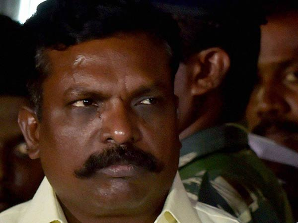 TN Govt should file case against Vijayendrar VCK leader Thirumavalavan urges