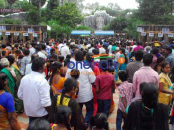பொங்கல் விடுமுறை : வண்டலூர் பூங்காவில் குவியும் பார்வையாளர்கள் - சிறப்பு ஏற்பாடுகள்