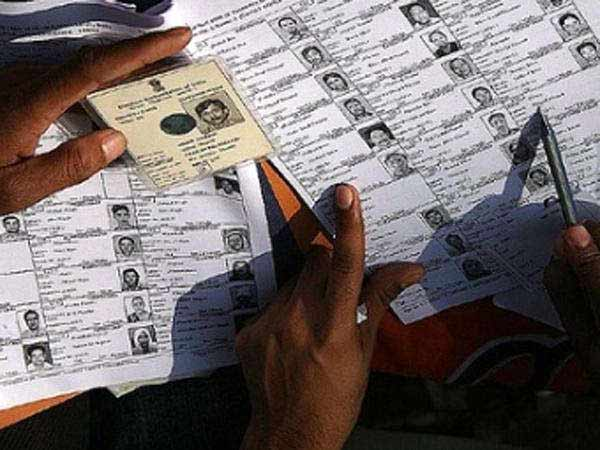 Finalized TN Voters List Released Today