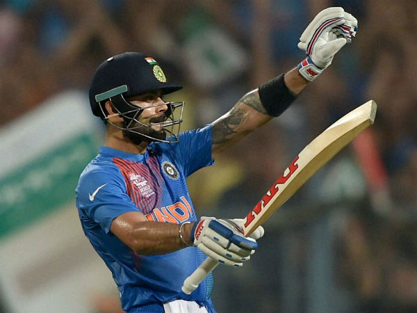 Virat Kohli takes one century in ODI against South Africa