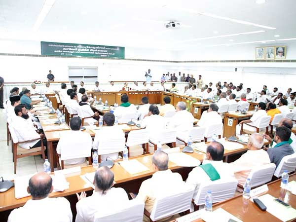 All party heads demands Cauvery Management board