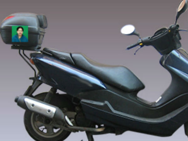 Huge Crowd to apply for AMMA Scooter scheme in District offices