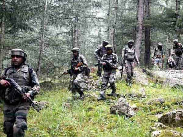 Fight breaks in JK between Pakistan and Indian forces