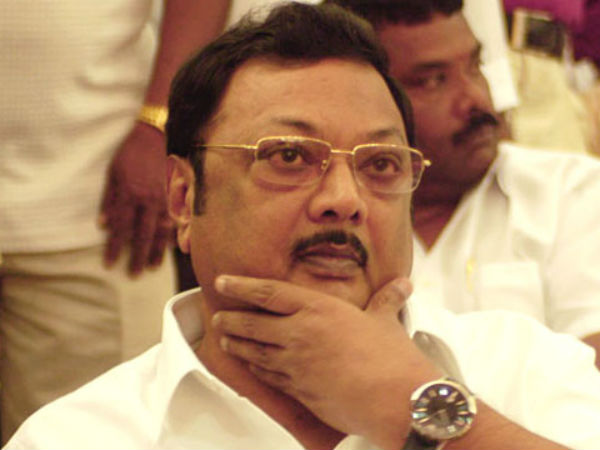 The security granted to MK Azhagiri withdrawn