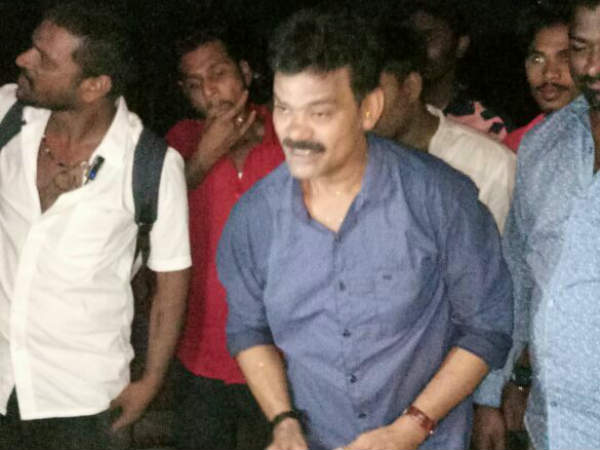 Rowdy Binu's aide arrested in Chennai