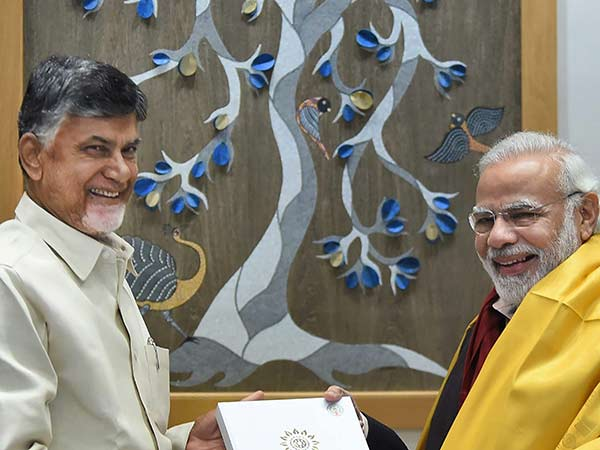 Chandrababu says BJP Alliance continues