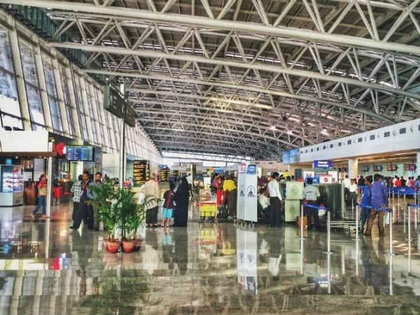 Bangladesh woman dies at Chennai airport
