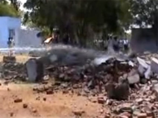 Fire accident broke out in a Cracker Unit near Virudhunagar