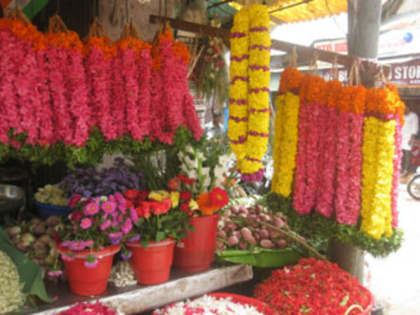 Thovalai Flower Market complex still not came to use