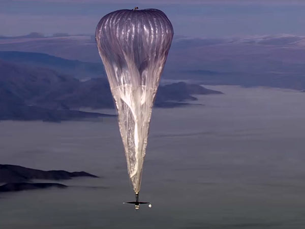Google balloon will bring to chennai: Minister Manikandan