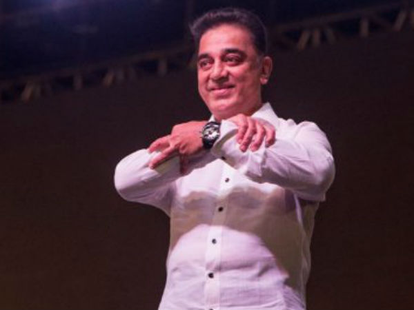 Kamal Haasan's explanation to party symbol